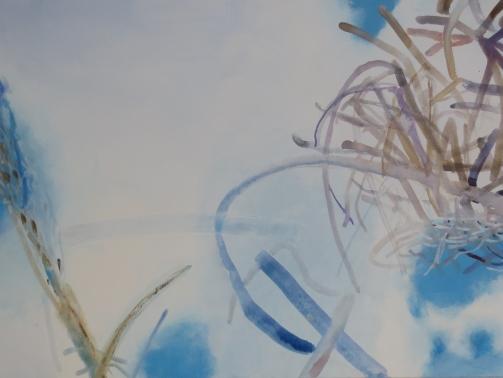 Malerei auf Leinwand Iris Flexer 2018